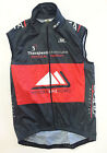 Team TAI Raceline CYCLING Vest (Red/Black) Made in Italy by GSG
