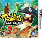 Rabbids Travel in Time 3DS New Nintendo 3DS