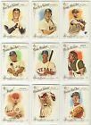 2014 Topps Allen & Ginter Ginters Ginter's Base Card You Pick the Player G