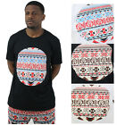 Moss New York Men's Aztec Last Motif Tee T-Shirt
