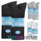Mens 6-11 Multipack Sports Socks Mens 10 Pairs White Black Grey Long Socks Cheap
