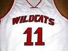 MIKE CONLEY LAWRENCE N. HIGH SCHOOL JERSEY White NEW -   ANY SIZE XS - 5XL