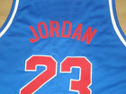 MICHAEL JORDAN HIGH SCHOOL ALL AMERICAN JERSEY BLUE NEW - ANY SIZE XS - 5XL