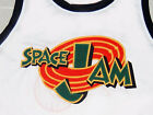 PEPE LE PEW TUNE SQUAD SPACE JAM MOVIE JERSEY WHITE SEWN NEW ANY SIZE XS - 5XL
