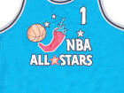 PENNY HARDAWAY ALL STARS - SPACE JAM JERSEY NEW  SEWN ANY SIZE XS - 5XL