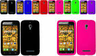 Silicone Case Cover For T-MOBILE ALCATEL ONE TOUCH FIERCE D386 Phone
