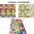 New 200*180CM Baby Kid Toddler Game Letter Alphabet Crawl Play Mat Picnic Carpet
