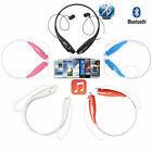 HV-800 Wireless Stereo Bluetooth Sports Neckband Earphone For iPhone Samsung PC