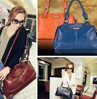 Classic Women Handbag Leather Lady #B Shoulder Tote Cross Body Bag Satchel Hobo