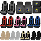 NBA Indiana Pacers Rubber Front Rear Floor Mat Seat Cover Universal Set on eBay