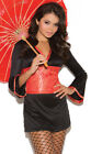 Oriental Goddess Costume Dress Tapestry Sash Geisha Asian 9091