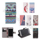 Luxury Leather Card Purse Case For Mobile Phones Cover Wallet Pocket Stand Flip