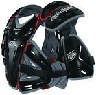 NEW TROY LEE DESIGNS BODYGUARD 5955 MOTOCROSS MX CHEST PROTECTOR BLACK ALL SIZES
