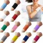 Unisex Basketball Tennis Badminton Yoga Sports Sweatband Wristband Arm Band