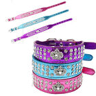 Pet Cat dogs Rhinestone Crown Dog Collars  Puppy Chihuahua Toys Bling Collars