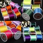 0.5mm 80 Yard Roll Elastic Stretch String Thread Cord For Jewelry Making Finding