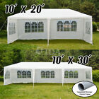 20' 30' Canopy Party Wedding Outdoor Tent Heavy duty Gazebo Pavilion Cater Event