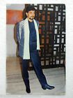 Bollywood Actor - Mithun Chakraborty - Rare Old Post card Postcard - No Reserve