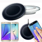 Hot Sale Qi Wireless Charger Charging Pad for Samsung Galaxy Note 5/S6 Edge Plus