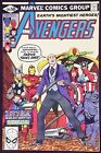 AVENGERS #201 VF-NM GEORGE PEREZ COVER AND ART JARVIS