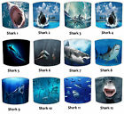 Lampshades Ideal To Match Great White Shark Duvets Great White Shark Wall Decals