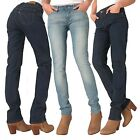Womens Levi's Cl Demi Curve Slim Endless Night Jeans In Various Colours & Sizes