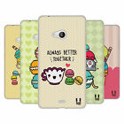 HEAD CASE KAWAII MACARON COVER MORBIDA IN GEL PER MICROSOFT LUMIA 540