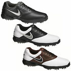 NIKE MENS HERITAGE lll EU GOLF SHOES - WATERPROOF LEATHER TOUR NEW 2014 2015 3