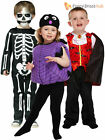 Age 2-3 Toddler Halloween Costume Vampire Skeleton Fancy Dress Kids Boys Girls