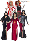 "Size 16-30 Ladies Plus Size ""Curves"" Sexy Womens Halloween Fancy Dress Costume"