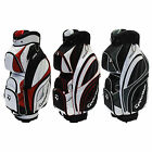 2015 TAYLORMADE CORZA GOLF CART BAG - NEW 14 WAY DIVIDER CARRY TROLLEY TM CORZO