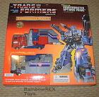 TRANSFORMERS OPTIMUS PRIME COMMEMORATIVE SERIES II POWERMASTER  Factory Sealed - Time Remaining: 3 days 35 minutes 45 seconds