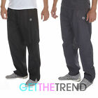 Mens Fitness Gym Running Full Length Polyester Pants Trousers Sports Bottoms