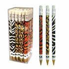 Zebra Cadoozle Mini Mechanical Pencils Funky Animal 0.7 HB - Pack of 5, 10, 36