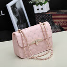 Fashion Women's Leather Shoulder Bag Satchel Handbag Tote Purse Hobo Messenger