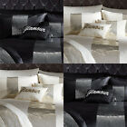 Catherine Lansfield Home Glamour Signature Faux Silk Filled Cushion, 30 x 40 Cm
