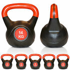 SportEQ Vinyl Kettlebells Home Gym Training Weight Fitness Strength KettleBell