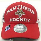 NHL Florida Panthers Reebok Flex Fit Cap Hat Style  M079Z NEW