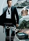James Bond 007 - Casino Royale Daniel Craig Film Postkarte (15x10cm) #70657