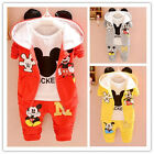 3PCS Toddler Kids Baby Girls Jeans T-shirt+Pants+Belt Clothes Set Outfits