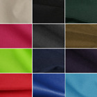 Soft Draping Water Repellent Resistant PU Coated 100% Polyester Fabric