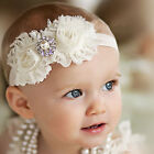 Toddler Newborn Baby Kids Girl Flower Pearl Headband Hair Band Hair Accessories