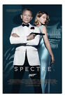 James Bond Spectre Film Movie One Sheet 007 Poster New - Maxi Size 91.5cm x 61cm $19.95 AUD on eBay