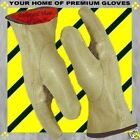 S-M-L-XL Pigskin Hide Winter Insulated Lined Leather Work Driver Glove Men Women
