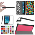 Slim Shell Case Cover Protector For Amazon Fire HD 8 (5th Gen, 2015)