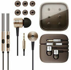 3.5mm Stereo In-ear Headset Earbuds Headphone Earphone With Mic fit Cell Phone