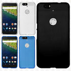 For Huawei Nexus 6P Frosted TPU CANDY Gel Flexi Skin Case Cover Accessory