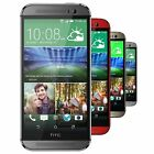 HTC 6525 One M8 32GB Factory Unlocked Android Smartphone Verizon Gold Red  Grey