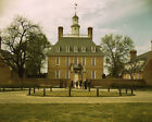 Governor's Palace in Colonial Williamsburg Virginia 1943 Photo Print