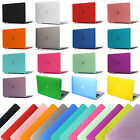 "Macbook Air 13"" Inch Rubberized Cover Plastic Hard Shell Clip Protective Case"